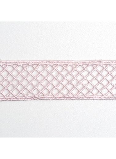 Nazik Home Güpür Dantel 2 cm x 9 metre (NH4446) Pembe